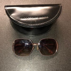 Marc by Marc Jacobs Sunglasses & Case